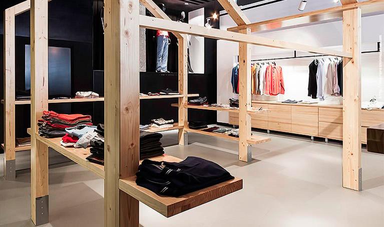 El estilo minimalista como tendencia actual del mobiliario comercial