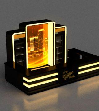 creativoepm barra para eventos ferias discotecas con luces led