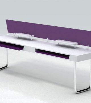 escritorio bipersonal