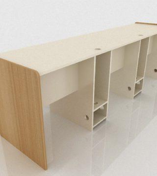 escritorio tripersonal 1
