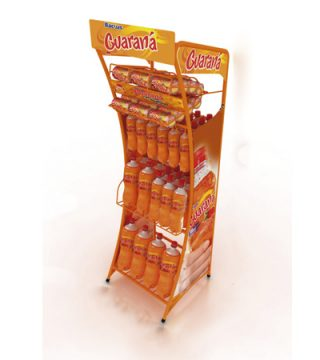 exhibidor guarana gaseosas