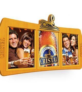 Afiche Cristal