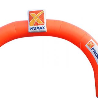 inflable anaranjado-producto