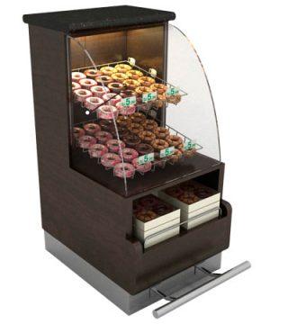 mueble para donuts especial