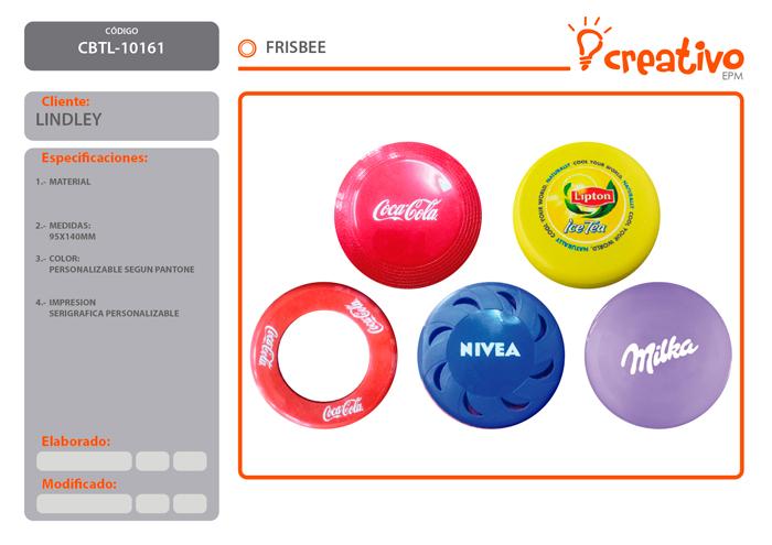 Frisbee CBTL-10161