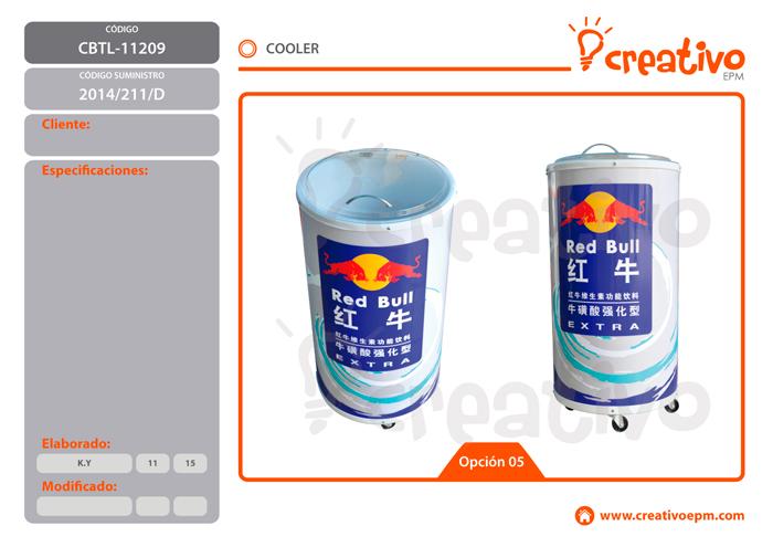 Cooler CBTL-11209 O5