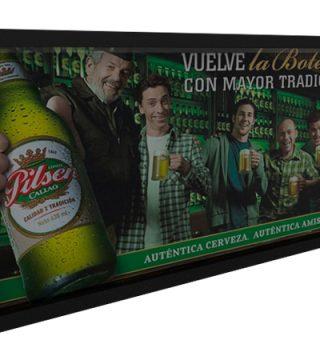 PERU-pop-merchandising-cuadro para-supermercado-tienda-punto-de-venta