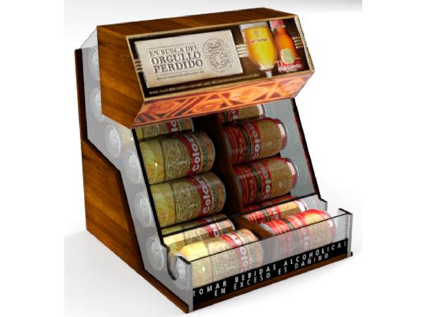 dispensador-de-latas-pop-merchandising-para centros comerciales-tiendas-venta-de-dispenadores-peru