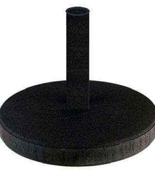 base de cemento para sombrilla