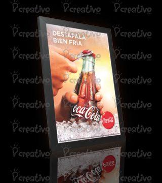 caja-de-luz-con-marco-retractil-cuadro-con-leds-backlight-coca-cola-publicidad-marketing-merchandising