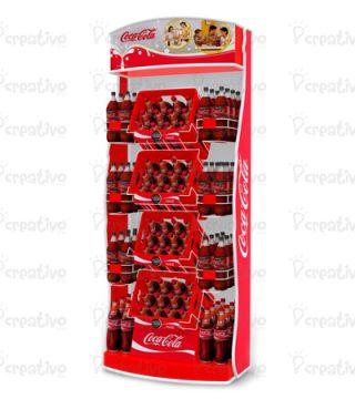 display-coca-cola