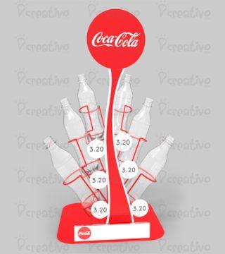 display-cocacola-exhibidor-de-botellas-bottle-coca-cola-pop-btl-venta-de-displays-Lima-Peru-nacional