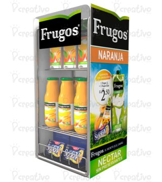 display-frugos
