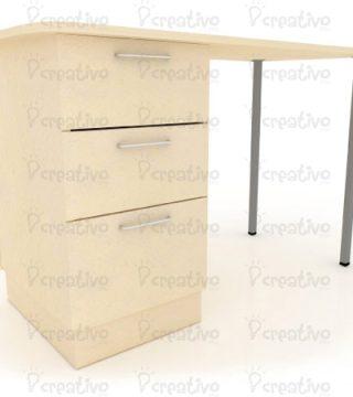 escritorio-para-oficina-venta-de-escritorios-melamine-PERU-cajonera