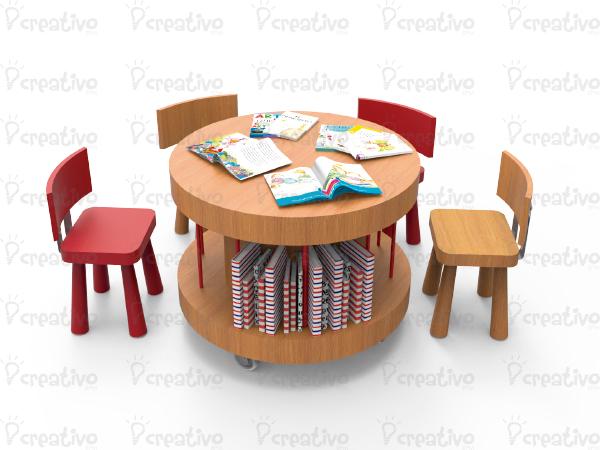 Juego de mesa para ni os creativo epm for Mesas para ninos en walmart