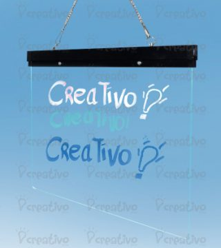 pizarra-led-fosforescente-tiza-liquida-merchandising-publicidad-colgador-creativoepm-acrilico-venta-peru-lima2-