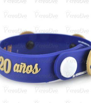 pulsera-silicona-merchandising-CON-BOTONES-RELIEVE-LOGOS-PERSONALIZADOS1