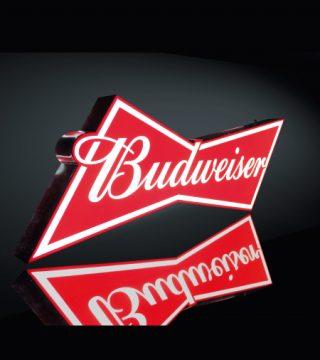 caja-de-luz-budweiser-display-LED-venta-lima-peru
