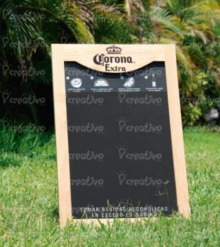 pizarra-corona-blackboard-visual-marketing