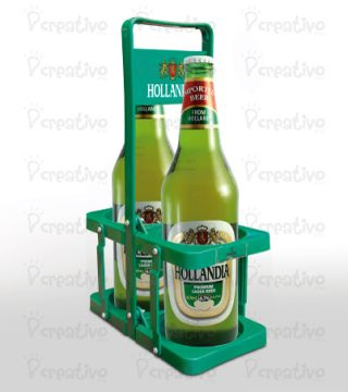 canastilla-dos-botellas-plegable-bebidas-merchandising.venta-lima-peru