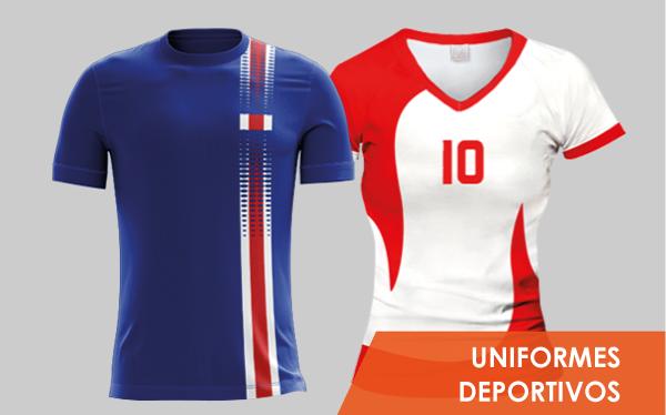 Uniformes Deportivos